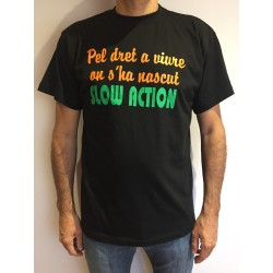 SLOW ACTION / Unisex Talla XL