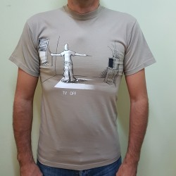 CAMISETA PERSIANA TV OFF / Talla S