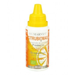 CITRUBIOMAX - CONCENTRATED GRAPEFRUIT SEED EXTRACT - 65ml