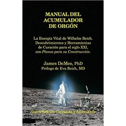 MANUAL DEL ACUMULADOR DE ORGÓN / BOOK